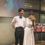 SeeK三橋さん★Happy Wedding!!