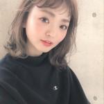 アレンジしやすいミディアムスタイル\(^o^)/