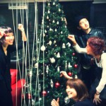 第三章 クリスマス(吉祥寺 美容室 ヘアー&メイク シーク)