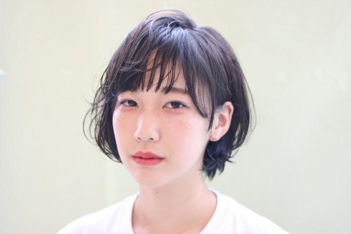 『やわふわショートボブ×透明感』アディクシーサファイア☆