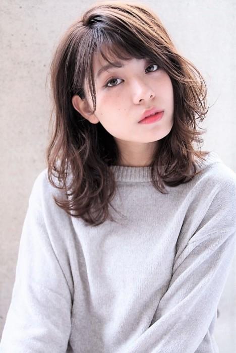 『毛先デジタルパーマ』×ワンカールレイヤー