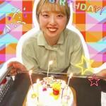 小林さん☆HAPPY BIRTHDAY