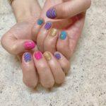 * summer nail *
