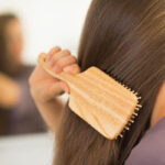 髪の『 静電気対策 』