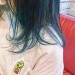 – blue black –